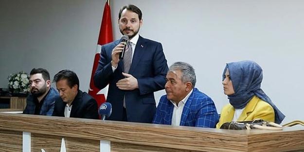 Bakan Albayrak: Türkiye artık köprüyü geçti