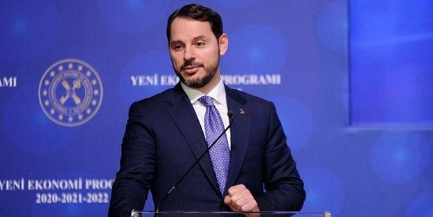 Bakan Albayrak uluslararası yatırımcılarla görüştü! Kritik açıklama