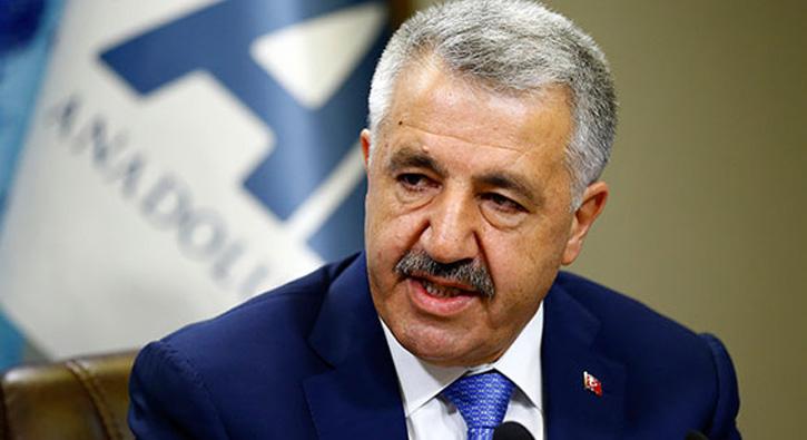 Bakan Arslan: Prangaları kırmanın yolu bürokratik oligarşiden kurtulmak