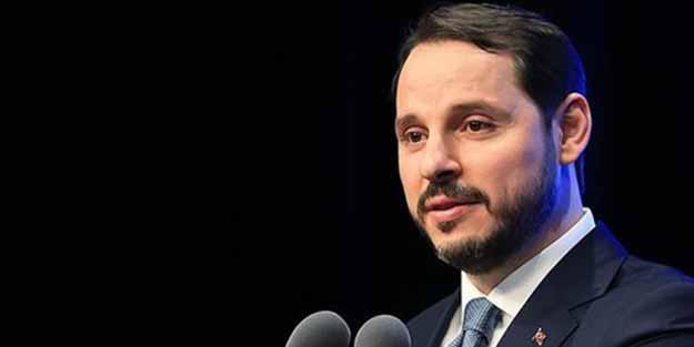 Bakan Berat Albayrak müjdeyi verdi: 500 milyon TL ödenecek