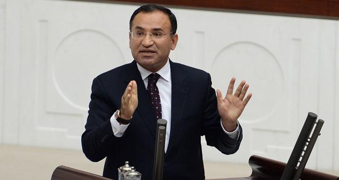 Bakan Bozdağ'dan HDP'ye sert tepki