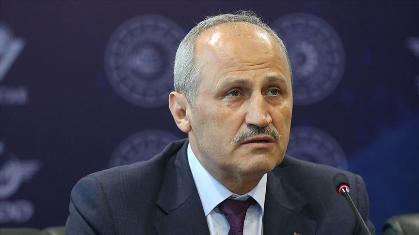 Bakan Cahit Turhan: Ülkemiz raylı ulaşımda teknoloji ihraç eden ülke haline gelecek