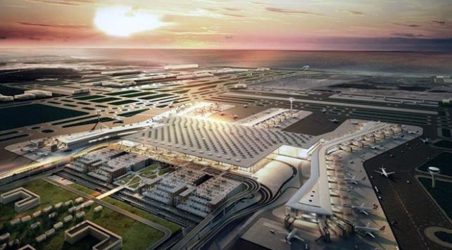 Bakan Cahit Turhan'dan İstanbul Yeni Havalimanı açıklaması
