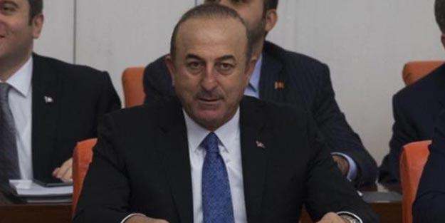 Bakan Çavuşoğlu: ABD'de FETÖ tutuklamaları başladı