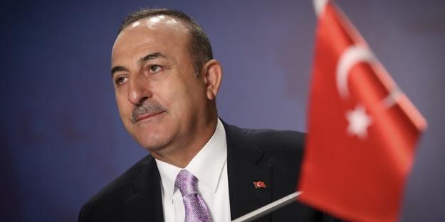Bakan Çavuşoğlu, Avrupa Parlamentosu Başkanı Sassoli ile görüştü