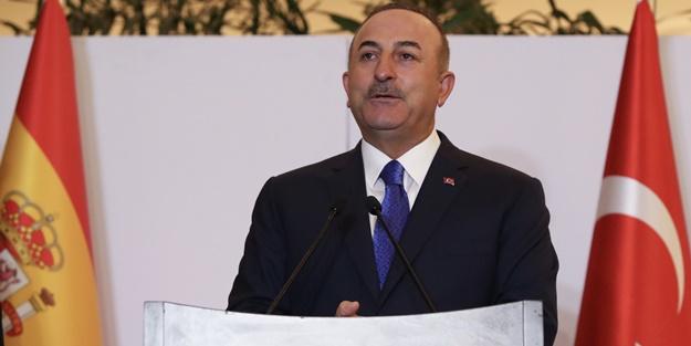 Bakan Çavuşoğlu: Bize 'S-400 almayın' diyen ABD sınırdan Patriotları çekti