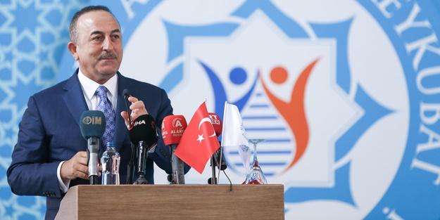 Bakan Çavuşoğlu: FETÖ terör örgütünün merkezi ABD'de