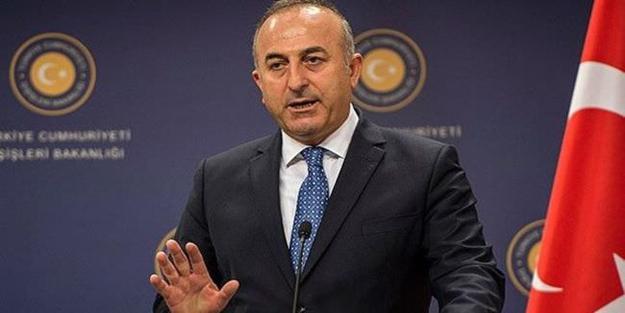 Mevlüt Çavuşoğlu: Tek yol 1967 sınırları