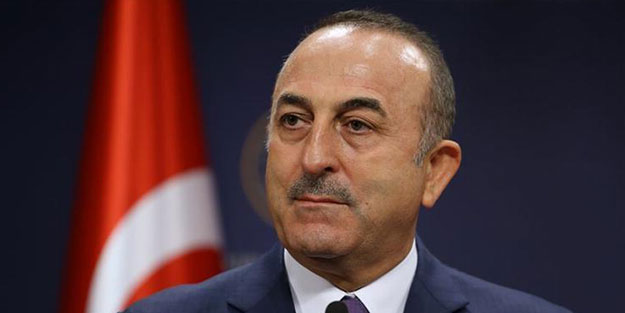 Bakan Çavuşoğlu'ndan ABD açıklaması: Birlikte adımlar atarsak burada yine birlikte yürürüz