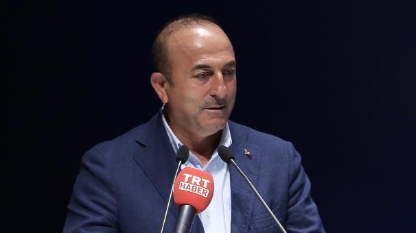 Mevlüt Çavuşoğlu'ndan ABD ve Münbiç açıklaması
