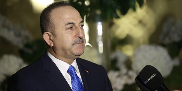 Bakan Çavuşoğlu'ndan Ayasofya açıklaması