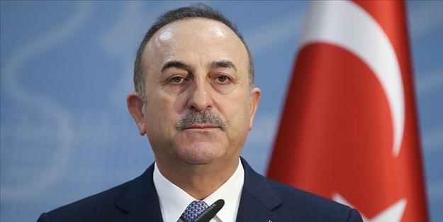 Bakan Çavuşoğlu'ndan hadsiz Biden'a jet cevap!