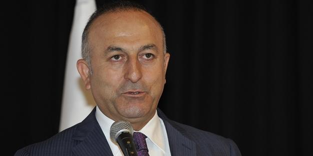 Bakan Çavuşoğlu'ndan İsveç'e rest!
