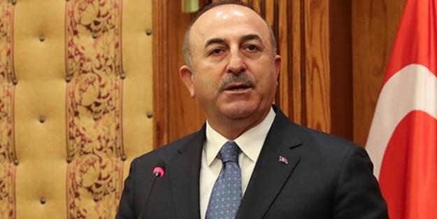 Bakan Çavuşoğlu'ndan 'birlik' mesajı