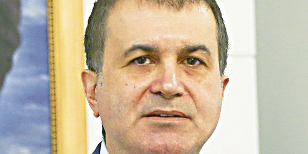 Bakan Çelik: Avrupa Anadolu ile birleşmeli