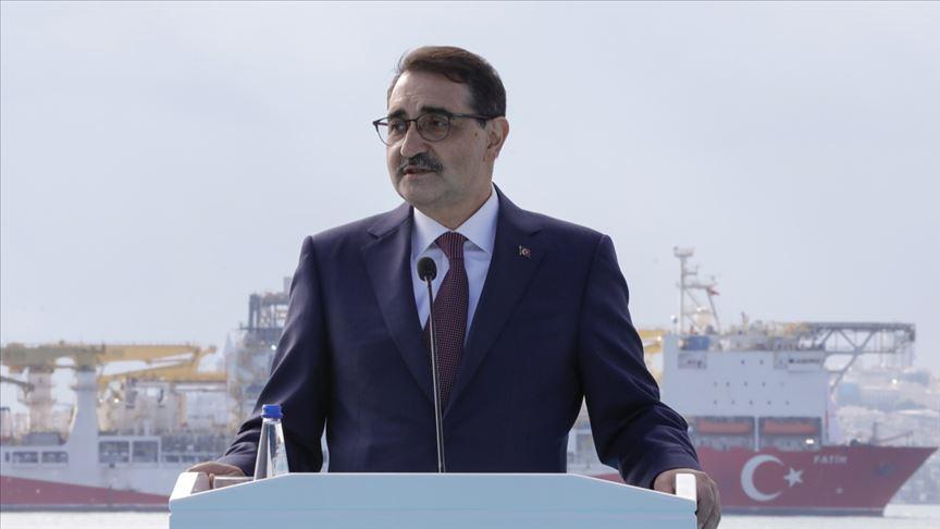 Bakan Dönmez: Libya'da petrol arama faaliyetlerimize 3-4 ay içerisinde başlayabileceğiz