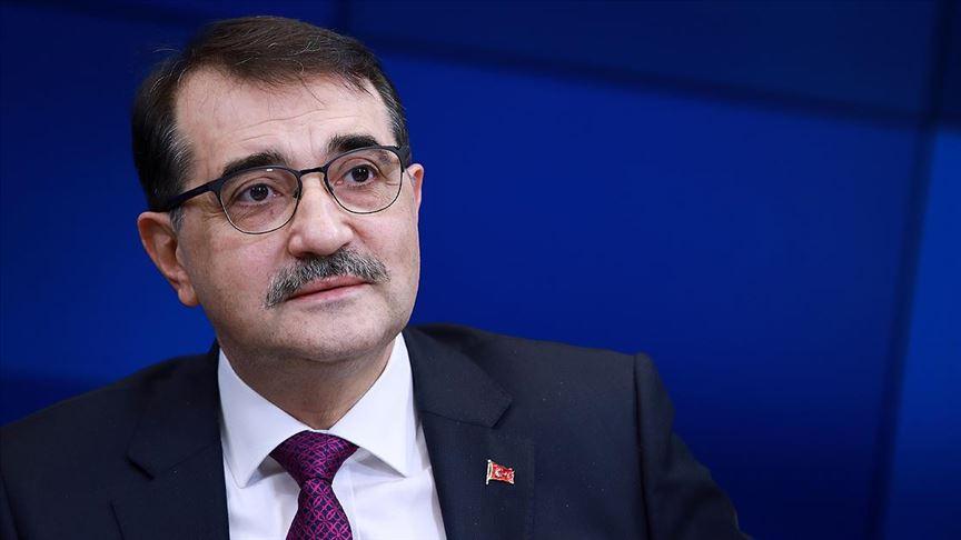 Bakan Dönmez: Sinop'ta nükleer santrali başka tedarikçi ile yapabiliriz