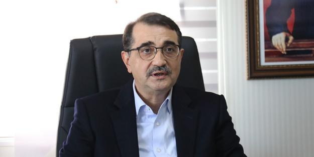 Bakan Dönmez TürkAkım için tarih verdi