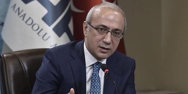 Bakan Elvan: Terör örgütlerinin kökünü kurutacağız