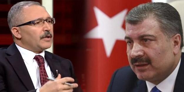 Bakan Fahrettin Koca Abdulkadir Selvi'ye konuştu! Dikkat çeken OHAL açıklaması