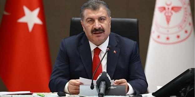 Bakan Fahrettin Koca duyurdu: 100 bini aştı