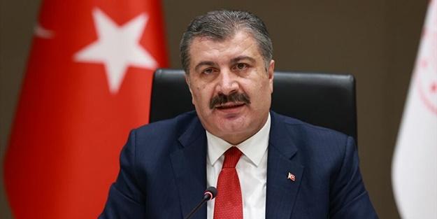 Bakan Fahrettin Koca duyurdu: Hata yapılmış