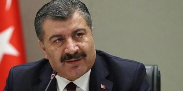 Bakan Fahrettin Koca'dan İmamoğlu'na telefon