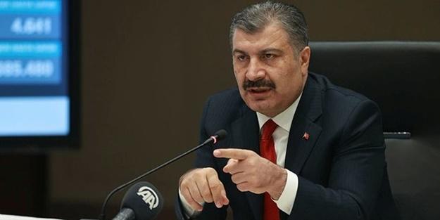 Bakan Fahrettin Koca'dan o iddialara yalanlama