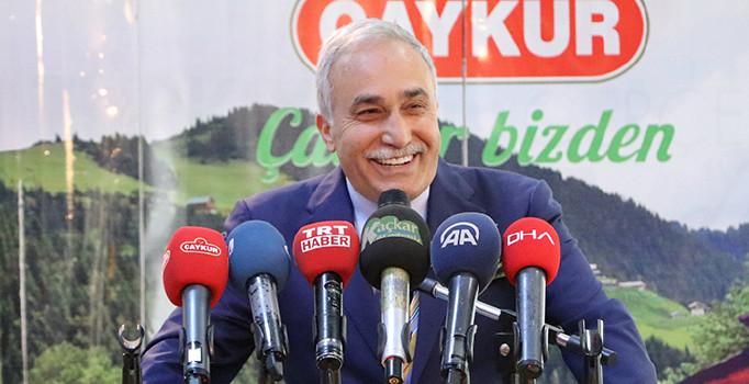 Bakan Fakıbaba yaş çay taban fiyatının nasıl belirlendiğini açıkladı