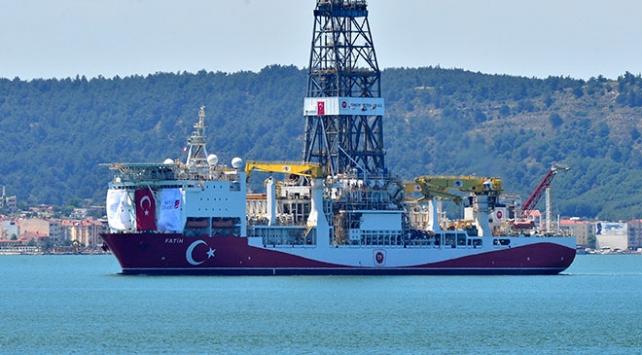 Bakan Fatih Dönmez: Fatih sondaj gemisi Akdeniz'de bu yıl ilk kuyuyu açacak