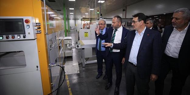 Bakan Fatih Dönmez: Türkiye yenilenebilir enerjide merkez olacak