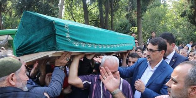 Bakan Fatih Dönmez'in acı günü
