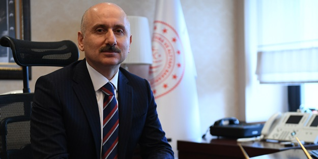 Bakan Karaismailoğlu'ndan Türk dünyasına ulaşımda birlik çağrısı
