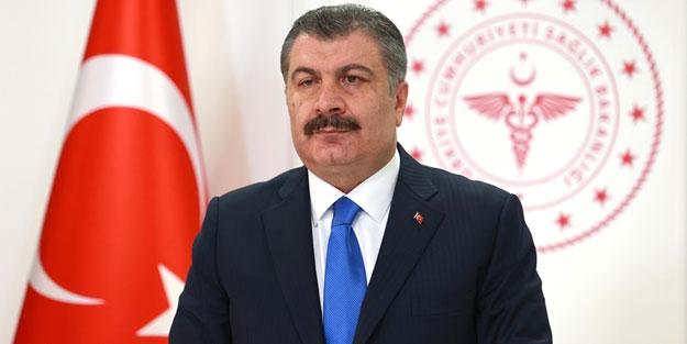 Bakan Koca Türkiye'nin aşıda kaçıncı olduğunu açıkladı