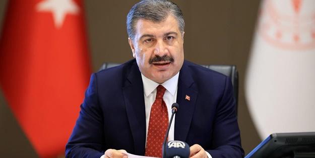 Bakan Koca'dan Karamollaoğlu'na teşekkür