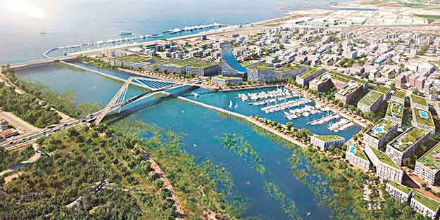 Bakan Kurum duyurdu! 'Kanal İstanbul' müjdesi