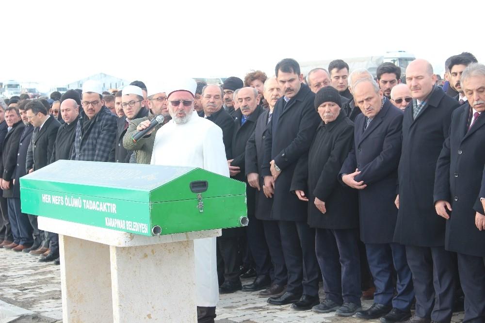 Bakan Kurum'un acı günü
