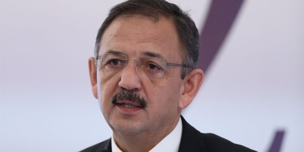 Bakan Mehmet Özhaseki'den korkutan açıklama