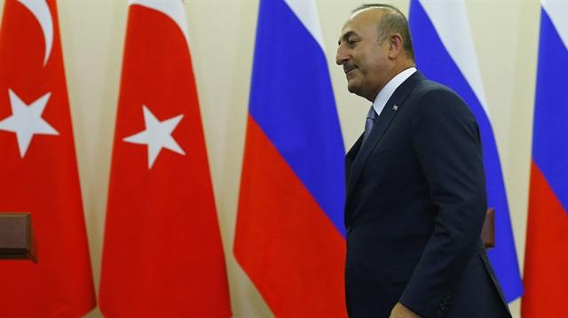 Bakan Mevlüt Çavuşoğlu ABD'li mevkidaşıyla görüştü