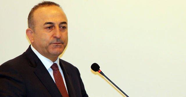 Bakan Mevlüt Çavuşoğlu'ndan AB'ye vize resti
