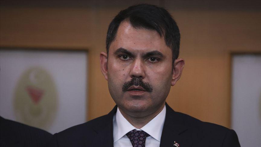 Bakan Murat Kurum: PKK belasını topraklarımızdan da sınırlarımızdan da silip atıyoruz
