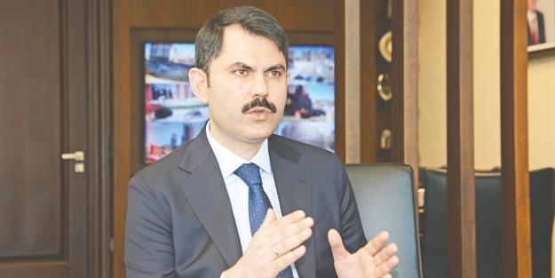 Bakan Murat Kurum poşet kullanım oranlarını açıkladı!