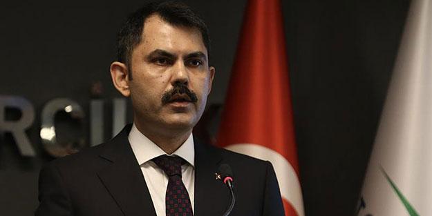 Bakan Murat Kurum son noktayı koydu: İBB'nin böyle bir yetkisi yok