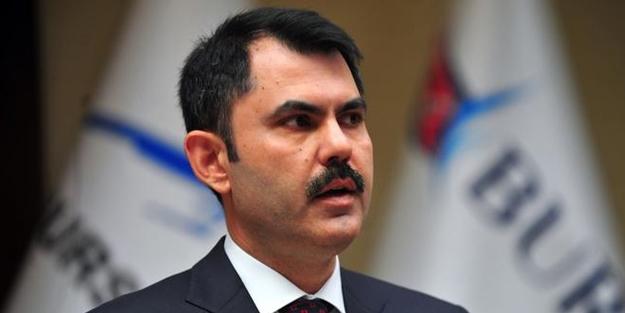 Bakan Murat Kurum talimat verdi: Yarın yıkılacak