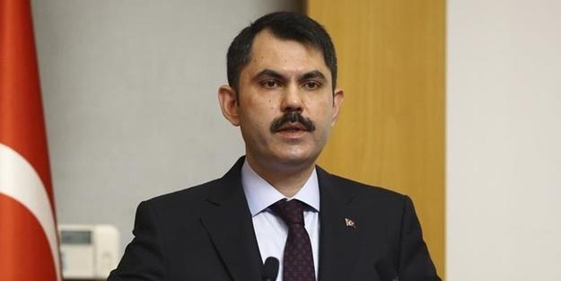 Bakan Murat Kurum'dan İmamoğlu'na çağrı: Boş lafları bırak