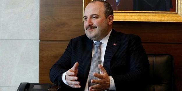 Bakan Mustafa Varank duyurdu: O kurum maske üretebilir