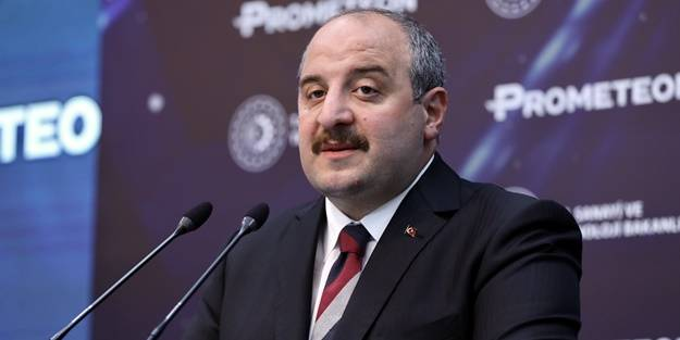 Bakan Mustafa Varank duyurdu: Türk mühendislerinin imzasını taşıyacak