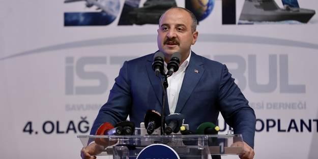 Bakan Mustafa Varank duyurdu: Yıl sonunda rekor kıracağız