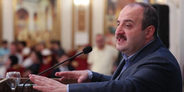 Bakan Mustafa Varank'tan HDP'li Garo Paylan'a bomba cevap sustu kaldı