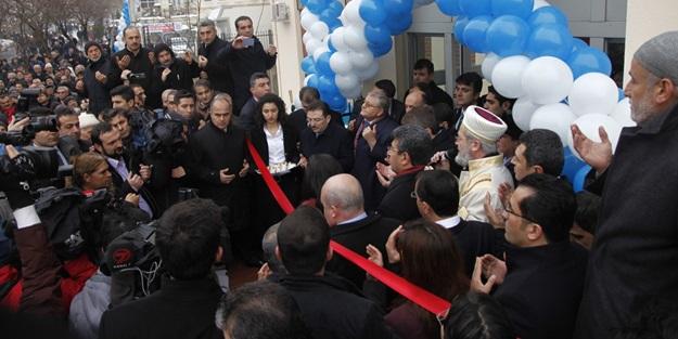 Bakan Müzzinoğlu, İmam Hatip Lisesi açılışına katıldı